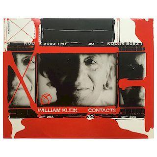 William Klein, Contacts, 2008