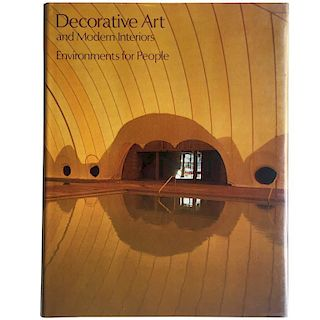 Decorative Art and Modern Interiors, Environments for People, 1980
