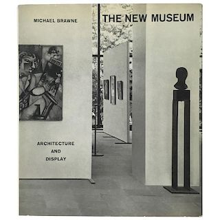 """""""The New Museum, Architecture and Display - Michael Brawne,"""" 1965"""