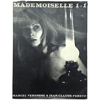 Mademoiselle 1 + 1:  Marcel Veronese & Jean-Claude Peretz First Edition 1968