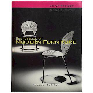 Sourcebook of Modern Furniture, Jerryll Habegger & Joseph H. Osman