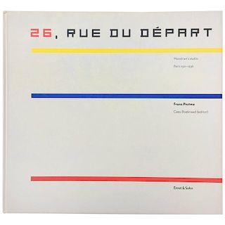 26, Rue Du Depart - Mondrian's Studio Paris, 1921-1936