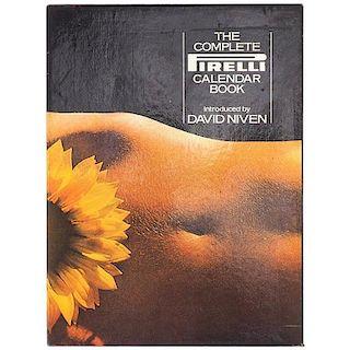 The Complete Pirelli Calendar Book 1975