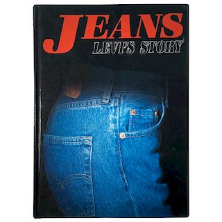 Jeans, Levi's Story 1st Edition 1990