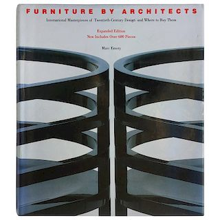 Furniture by Architects Marc Emery, 1988