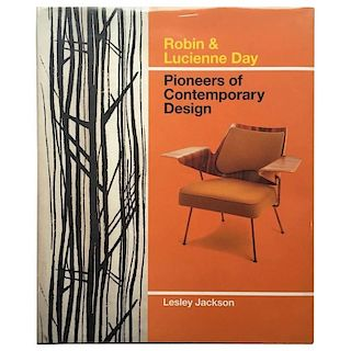 """""""Robin & Lucienne Day,Pioneers of Contemporary Design Book"""
