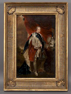 18th C. English portrait of a member of the Most
