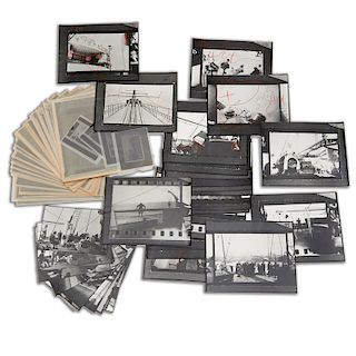 George Grosz, collection of photos & negs