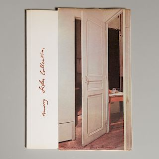 Marcel Duchamp, signed, Not Seen and/or Less Seen