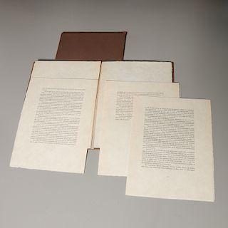 Marcel Duchamps Propos et souvenirs, #5/35