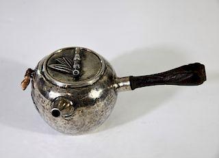 Nomura Silver Tea Warmer