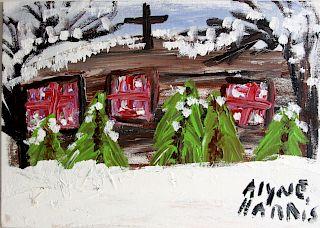 Outsider Art, Alyne Harris, Untitled