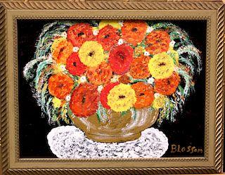 Outsider Art, Marie Elem, Blossom
