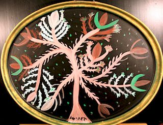 Outsider Art, Mose Tolliver, Tree of Life