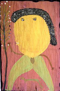 Outsider Art, Mose Tolliver, Sambo