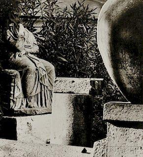 Florence Henri (German, 1893-1982)      Seven Photographs of Photomontages