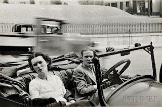 Walker Evans (American, 1903-1975)      Main Street, Ossining, New York