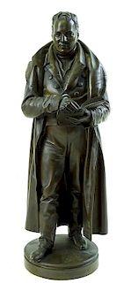 Alexander von Humboldt (GERMAN, 1769–1859) Bronze