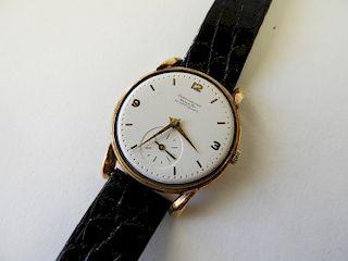 International Watch Co. 18K Gent's Wristwatch