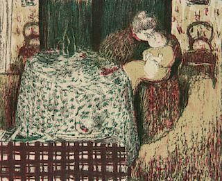 after Edouard Vuillard lithograph