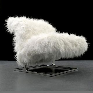 Lounge Chair Attributed to Milo Baughman