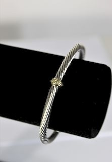 David Yurman Classic Cable Bracelet