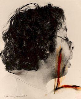 Arnulf Rainer (Baden bei Wien  1929)  - Untitled , 1973