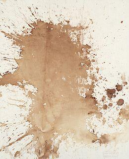 Hermann Nitsch (1938)  - Untitled, 1983