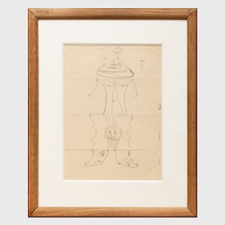 Hans Bellmer (1902-1975) and Other Artists: Cadavre Exquis