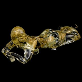 Andreas Lemberg Murano Glass Sculpture