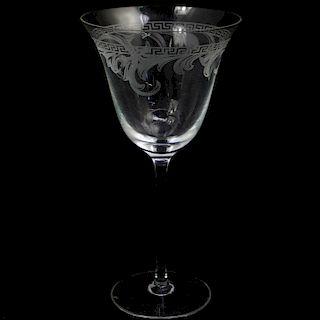 Rosenthal Versace Arabesque Liquor Glass