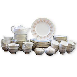 (109 Pc) Medina Beige by Wedgwood China Set