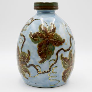 Camille Tharaud (French 1878-1956) Limoges Vase