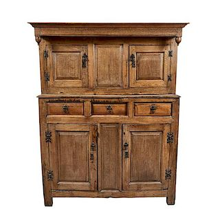 EARLY COURT CUPBOARD