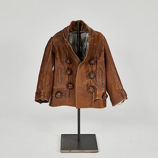JACKET ON STAND