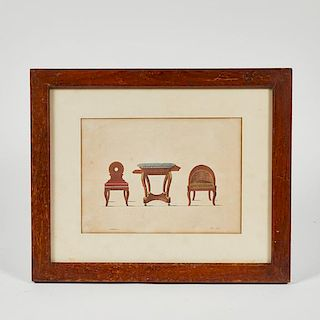 DRAWING IN FRAME