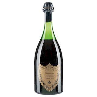 Cuvée Dom Pérignon. Vintage 1955. Brut. Moët et Chandon á Èpernay. France. Calificación: 88 / 100.