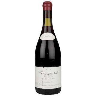 Les Vignots Pommard. Cosecha 2000. Cote - d'Or. Nivel: a 3 cm.