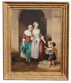 Edouard-Louis Dubufe (French, 1819/1820-1883)
