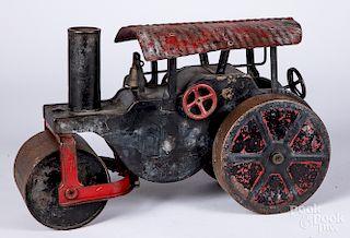 Keystone pressed steel road roller