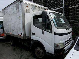 Chasis Cabina Hino 8162009