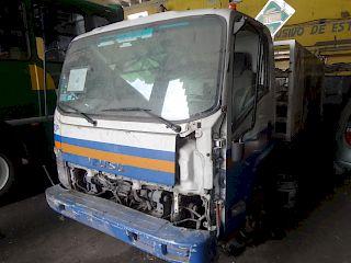 Chasis Cabina Isuzu EFL 6002011