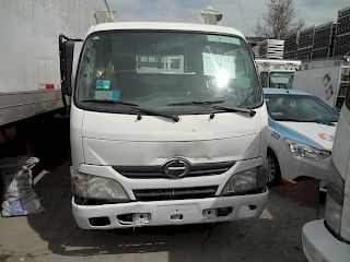 Chasis Cabina Hino 3002012