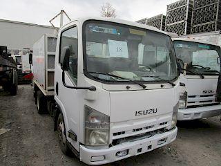 Chasis Cabina Isuzu ELF3002010