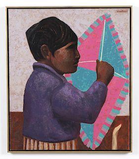 Mario Miguel Mollari (Argentine, 1930-2010) Oil Painting
