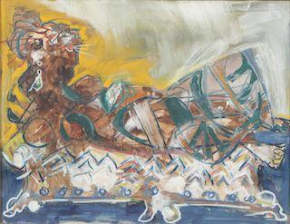 Santiago Cogorno (Argentine, 1915-2001) Pastel