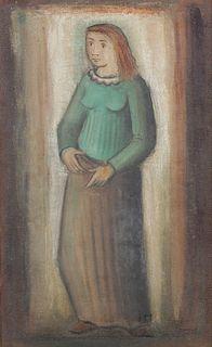 Primaldo Monaco (Argentine, 1921-2004) Oil Painting on canvas