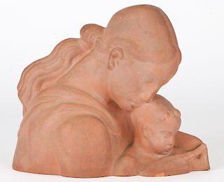 Donald De Lue (American, 1897-1988) Sculpture
