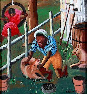 Outsider Art, Arbon Lane, Untitled