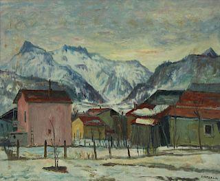 EMANUELE RAMBALDI (ITALIAN, 1903-1968).